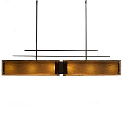 Urban Loft Parallel Linear Suspension Light