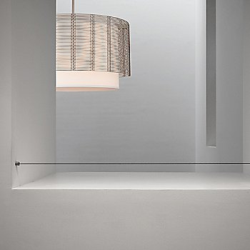 Metallic Beige Silver finish / Detail view
