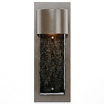 Statuary Bronze finish / Smoke Granite shade