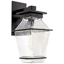 Outdoor Landmark Arm Wall Sconce