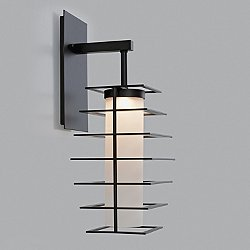 Outdoor Skyline Wall Sconce