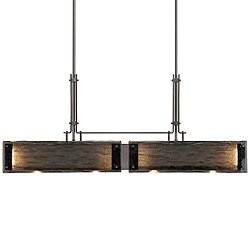 Urban Loft Trestle LED Linear Suspension Light