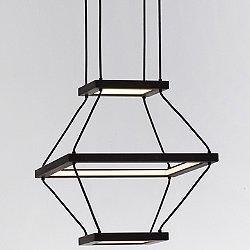 Lantern LED Pendant Light