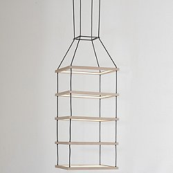 Pillar Short LED Pendant Light