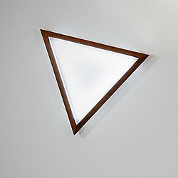 Triangle LED Wall Sconce