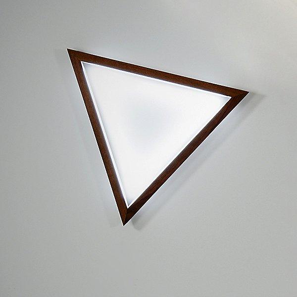 Triangle LED Wall Sconce