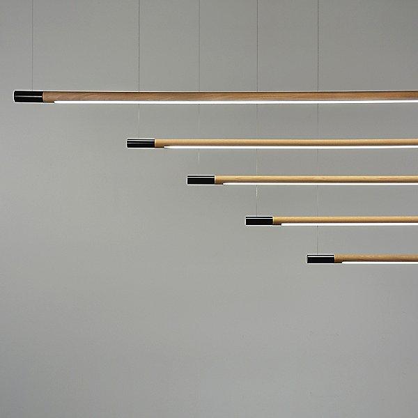 Bennington LED Linear Suspension Light