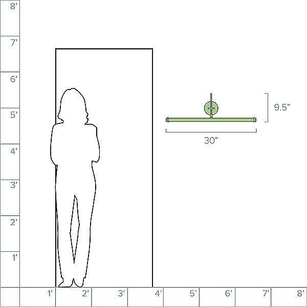 Slim-Line Picture Light
