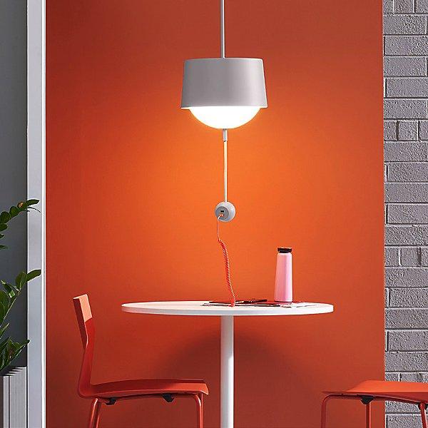 Atlas LED Power Pendant Light