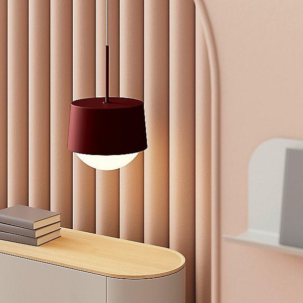 Atlas LED Pendant Light - Modern Colors