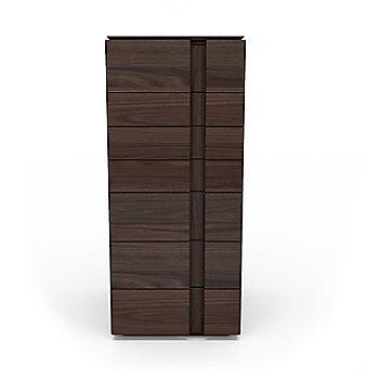 Chocolate Walnut finish