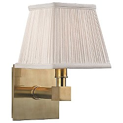 Dixon Wide Wall Sconce