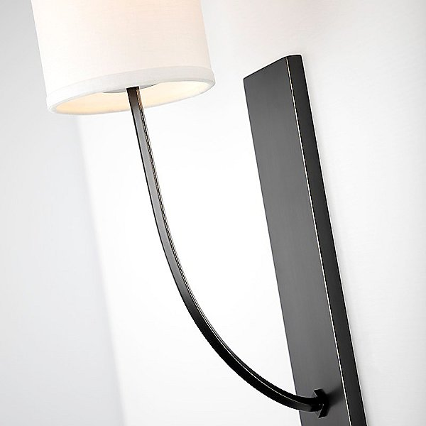 Colton Two Light Wall Sconce