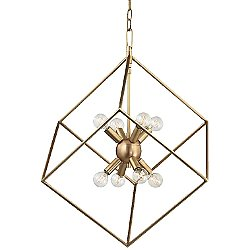 Roundout Pendant Light