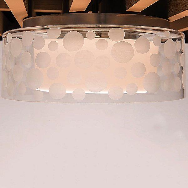 Carter LED Semi-Flush Mount Ceiling Light