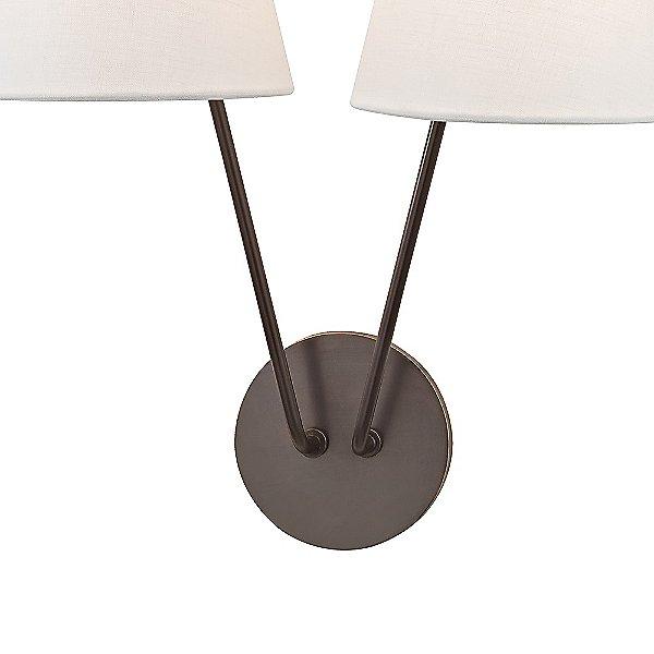 Milan 2-Light Wall Sconce
