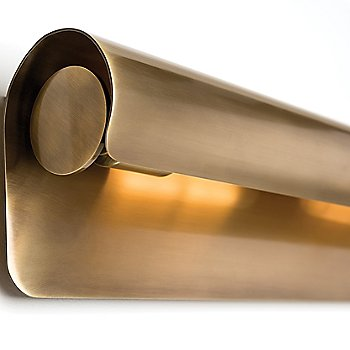 Aged Brass finish /  Detail view