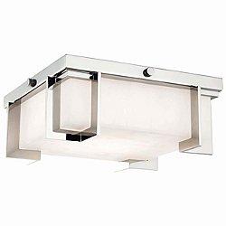 Delmar LED Flush Mount Ceiling Light