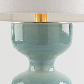 Turquoise Blue finish