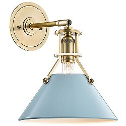 Painted Wall Sconce