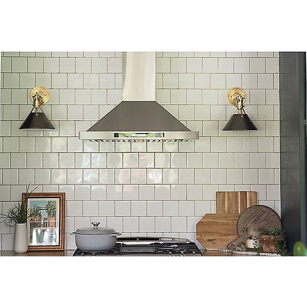 Metal No.2 Wall Sconce