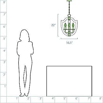 17 Inch Diameter Option