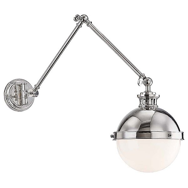 Latham Swing Arm Wall Sconce