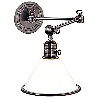 Garden City 8332 Wall Sconce (Old Bronze) - OPEN BOX RETURN