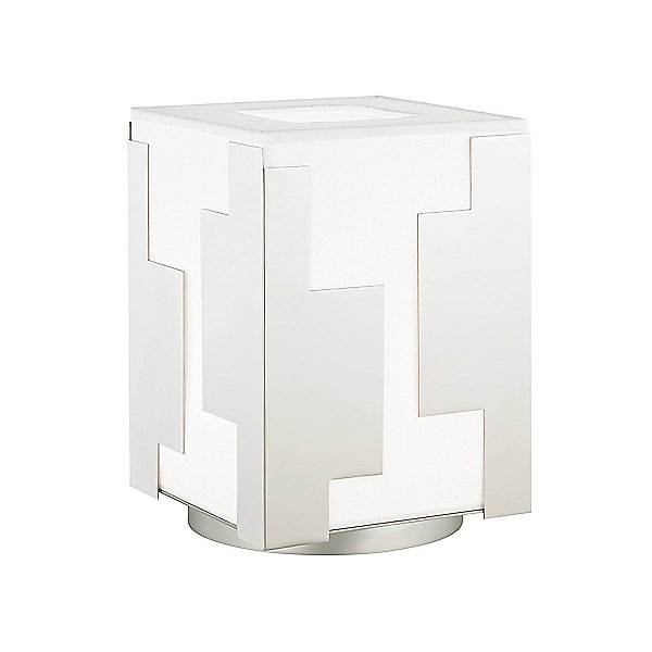 Acadia Rectangular Table Lamp