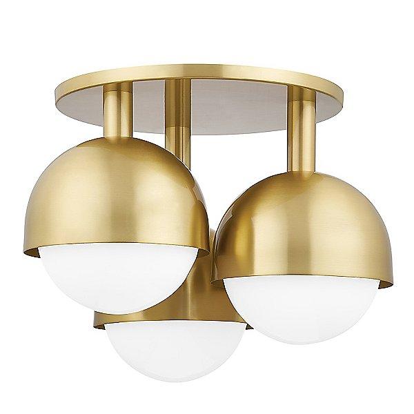 Foster Semi Flush Mount Ceiling Light