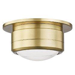 Greenport LED Flush Mount Ceiling Light/Wall Sconce