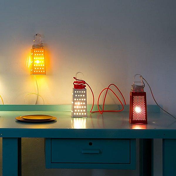 Cacio & Pepe Table Lamp