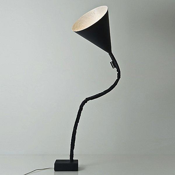 Flower Lavagna Floor Lamp