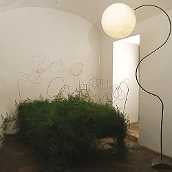 Luna Piantana Floor Lamp