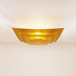 Lil Luxury LED Semi-Flush Mount Ceiling Light