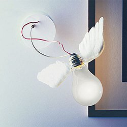 Lucellino Wall Lamp (Used with Remote Transformer)