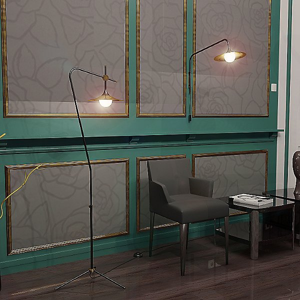 Bullarum S1 Floor Lamp