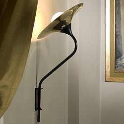 "Bullarum Solo ""A"" Wall Lamp"