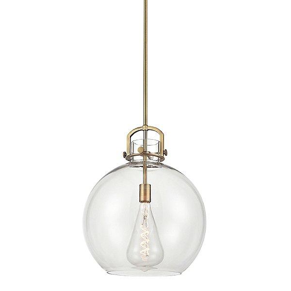 Amalie Glass Pendant Light