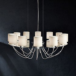 Silhouette SO 12-Light Chandelier