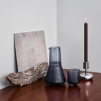 Ultima Thule 3 Pc Set - Rain with Nappula Candleholder