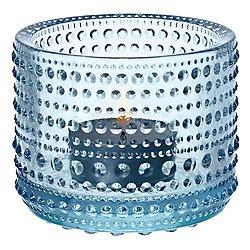 Kastehelmi Tealight Candleholder (Light Blue) - OPEN BOX