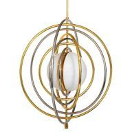 Modern Globe Chandeliers