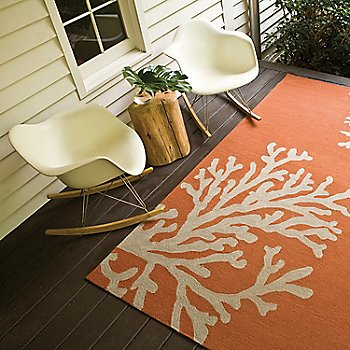 Grant Bough Out Rug / in use