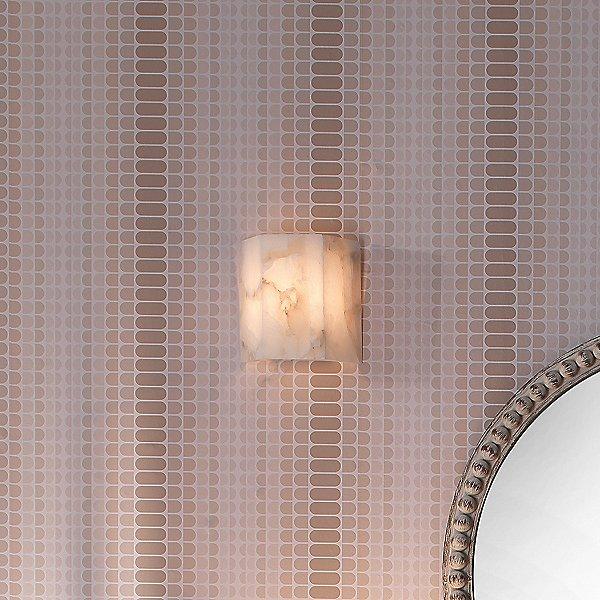 Borealis Hexagon Wall Light