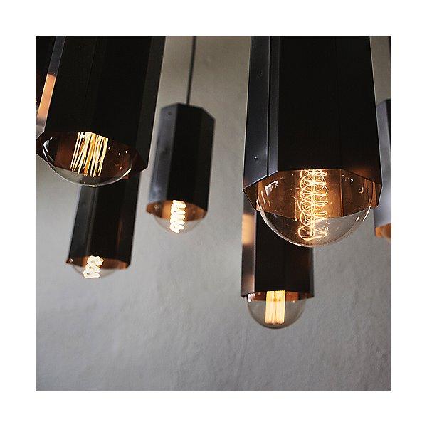 Hex Mini Pendant Light