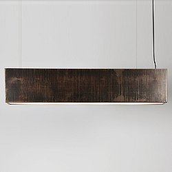 Light Three Linear Suspension Light