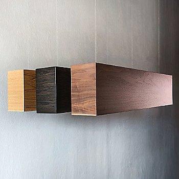 Light Three LED Wood Pendant