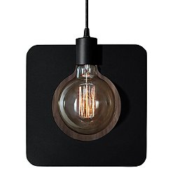 Workman Square Pendant Light