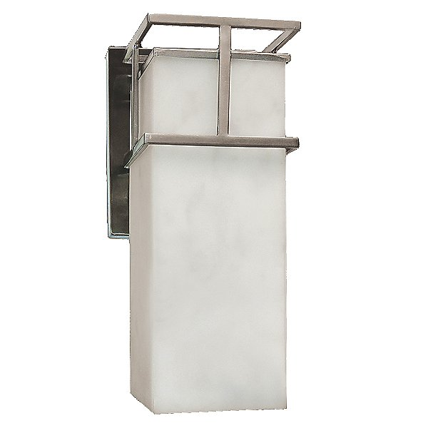 Clouds Structure Outdoor Wall Sconce